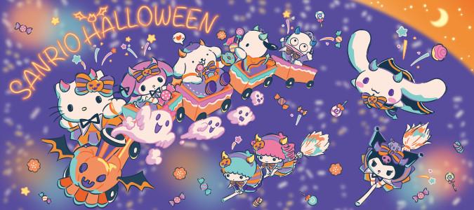 sanrio-halloween-2021