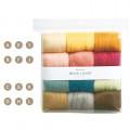 Japan Hamanaka Wool Candy 12-Color Set - Peer Selection - 1