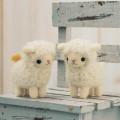 Japan Hamanaka Wool Needle Felting Kit - Twins Sheeps - 1