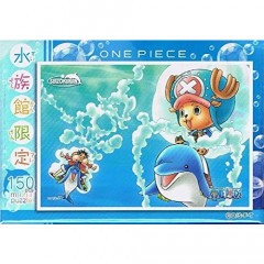 Japan One Piece Mini Puzzle 150pcs - Chopper & Luffy