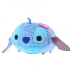 Japan Disney Tsum Tsum Mini Plush - Stitch × Flower