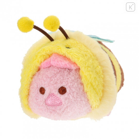 Japan Disney Tsum Tsum Mini Plush (S) - Piglet × Bee - 1
