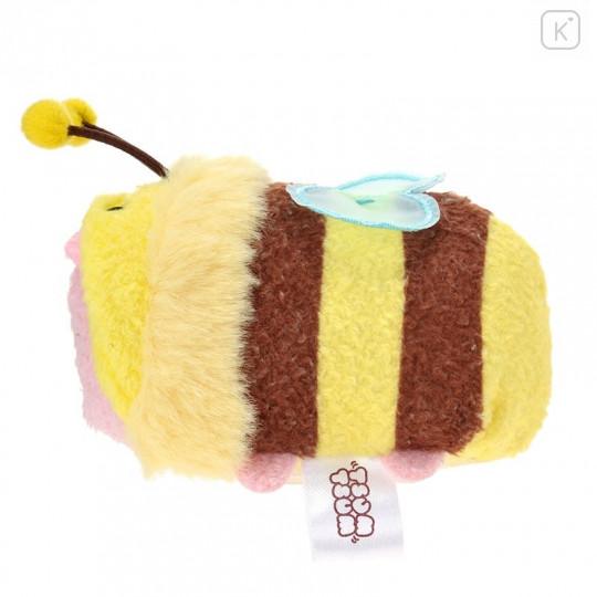 Japan Disney Tsum Tsum Mini Plush (S) - Piglet × Bee - 3