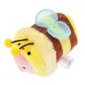 Japan Disney Tsum Tsum Mini Plush (S) - Piglet × Bee - 5