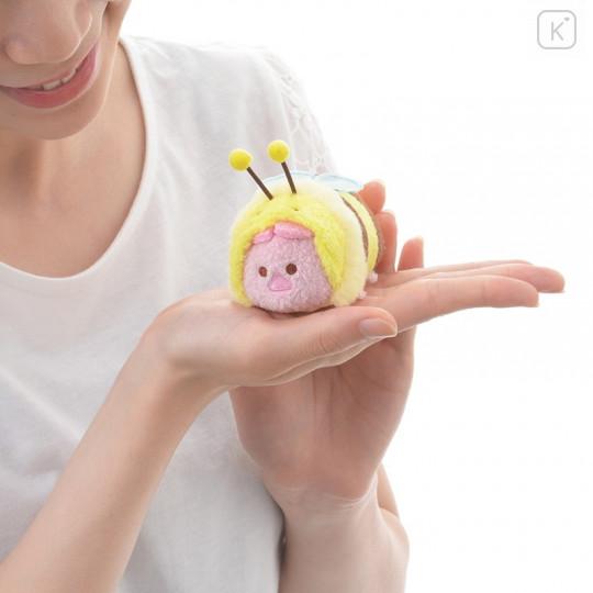 Japan Disney Tsum Tsum Mini Plush (S) - Piglet × Bee - 7
