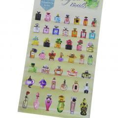 Daisyland Stickers - Perfume Bottle