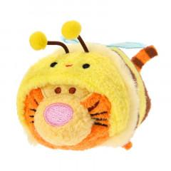 Japan Disney Tsum Tsum Mini Plush - Tigger × Bee