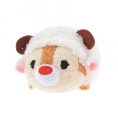 Japan Disney Tsum Tsum Mini Plush - Dale × Sheep