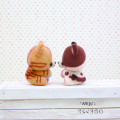 Japan Hamanaka Wool Needle Felting Kit - Calico and Orange Tabby Cats - 4