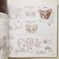 Japan Hamanaka Wool Needle Felting Book - Small Dogs - 4