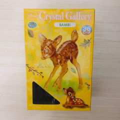 Japan Disney Crystal Gallery 3D Puzzle 36pcs - Bambi