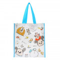 Japan Disney Tsum Tsum Shopping Tote Bag - 1