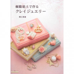 Clay Jewelry Resin Deco Book