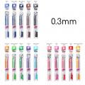 Japan Pilot Hi-Tec-C Coleto 0.3mm Gel Pen Refill - Brown #BN - 2