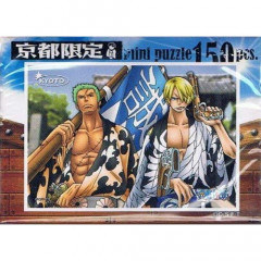Japan One Piece Mini Puzzle 150pcs - Zoro & Sanji