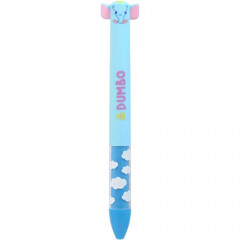 Japan Disney Two Color Mimi Pen - Dumbo