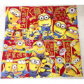 Despicable Me Lunar New Year Red Pocket 6pcs - Minions - 1