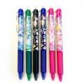 Japan Sailor Moon FriXion Erasable 0.5mm Gel Pen - Black - 3