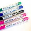 Japan Sailor Moon FriXion Erasable 0.5mm Gel Pen - Black - 4