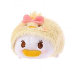 Japan Disney Tsum Tsum Mini Plush - Easter Egg Chick Daisy Duck