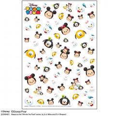 Disney Tsum Tsum UV Resin Film Transparent Sheet - Mickey & Friends