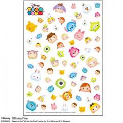 Japan Disney Tsum Tsum UV Resin Film Transparent Sheet - Characters