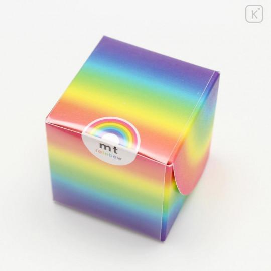 Japan MT Washi Masking Tape - Rainbow Set - 2