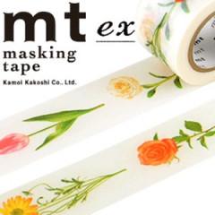 Japan MT Washi Masking Tape - Flower