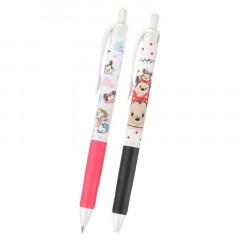 Japan Disney Tsum Tsum Jetstream Ball Pen 2 pcs - Mickey & Friends