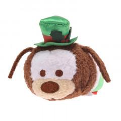 Japan Disney Tsum Tsum Mini Plush - Goofy × Christmas