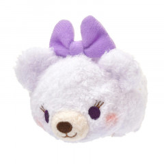 Japan Disney Tsum Tsum Mini Plush - UniBEARsity Puffy