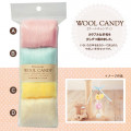 Japan Hamanaka Wool Candy Material Set - 4-Color Twinkle Felting Wool - 2