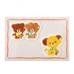 Japan Disney Patch - UniBearsity Maple, Mont & Blanc