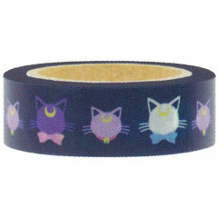 Sailor Moon Japanese Washi Paper Masking Tape - Luna