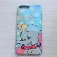 Flying Elephant Dumbo Holographic Phone Case