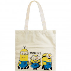Japan Universal Cotton Tote Bag - Despicable Me Minions
