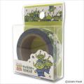 Japan Disney Washi Paper Masking Tape - Toy Story Little Green Men Aliens - 2