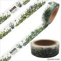 Japan Disney Washi Paper Masking Tape - Toy Story Little Green Men Aliens - 3