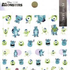 Japan Disney Sticker - Monster Company Petit Seal