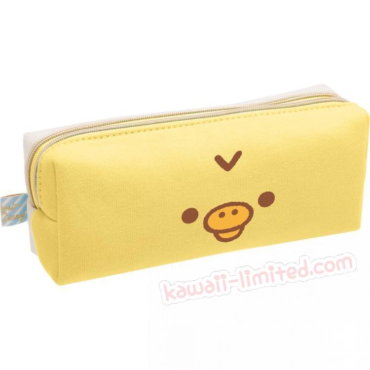 An San X Rilaka Pouch Pencil Bag Kiiroitori 1