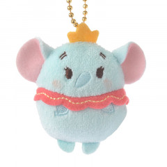 Japan Disney Ufufy Key Chain Stuffed Toy - Dumbo