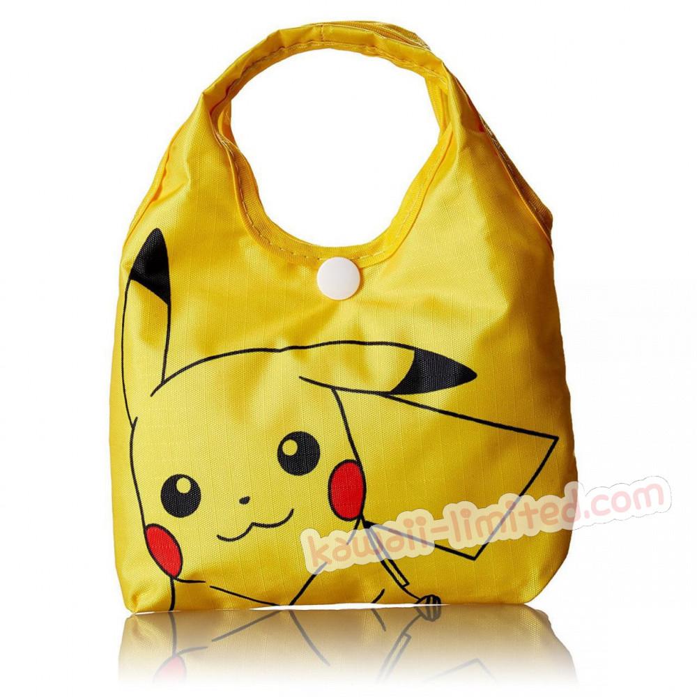Japan Pocket Monster Eco Shopping Bag Pikachu Kawaii Limited Luggage Tag 2