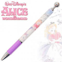 Japan Disney Mechanical Pencil - Alice in the Wonderland with Heart