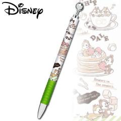 Japan Disney Mechanical Pencil - Cute Chip & Dale & Dessert
