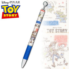 Japan Disney Mechanical Pencil - Toy Story Blue