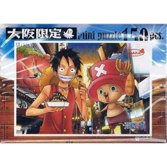 One Piece Mini Puzzle 150pcs - Osaka Edition