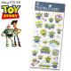 Japan Disney Tracing Sticker - Toy Story Little Green Men Alien