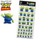 Japan Disney 4 Size Sticker - Toy Story Little Green Men Alien