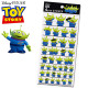 Japan Disney Sticker - Toy Story Little Green Men Alien