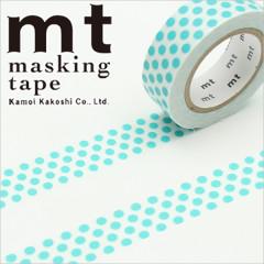 Japan MT Washi Masking Tape - Dot Soda
